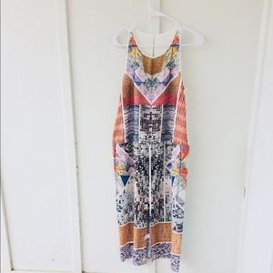 Clover Canyon Maxi Dress Size Small